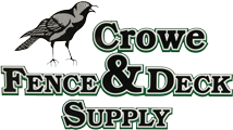 The Crowe Fence & Deck Supply